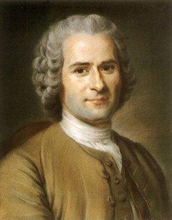 Jean-Jacques - notez la veste de bonne coupe et l'élégante blancheur de la mousseline