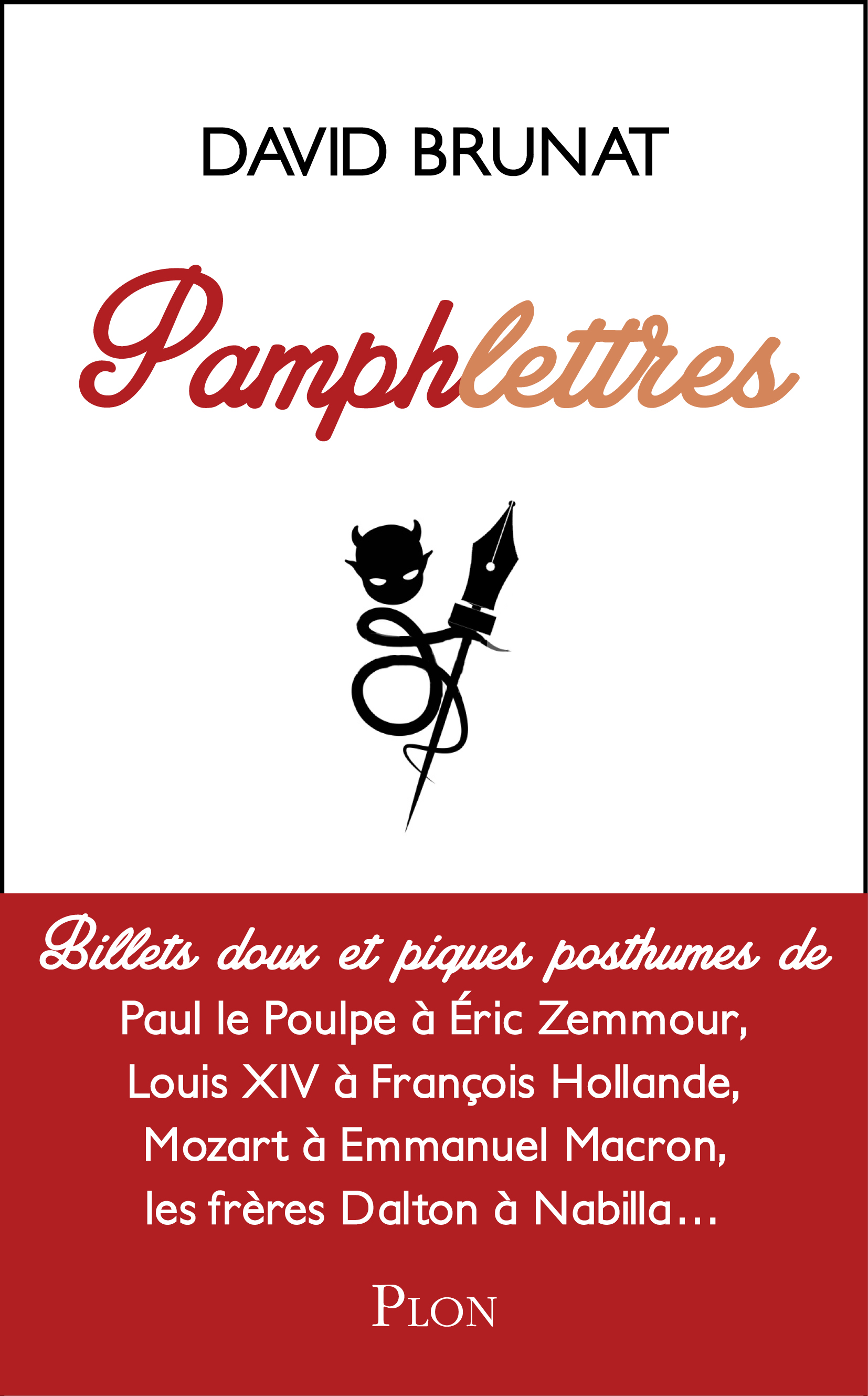 Couv Pamphlettres